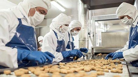 Uniforme alimentación Facel - vestuario laboral en Valencia