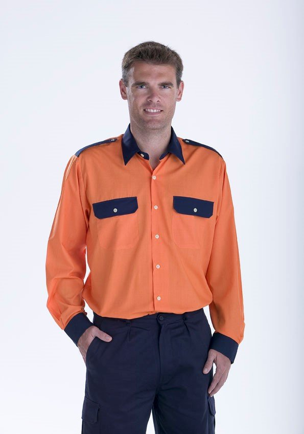 Camisa color Facel - vestuario laboral en Valencia
