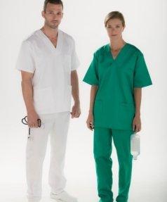Pijamas sanitarios Facel - vestuario laboral en Valencia