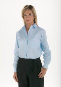 Camisa mujer Facel - vestuario laboral en Valencia