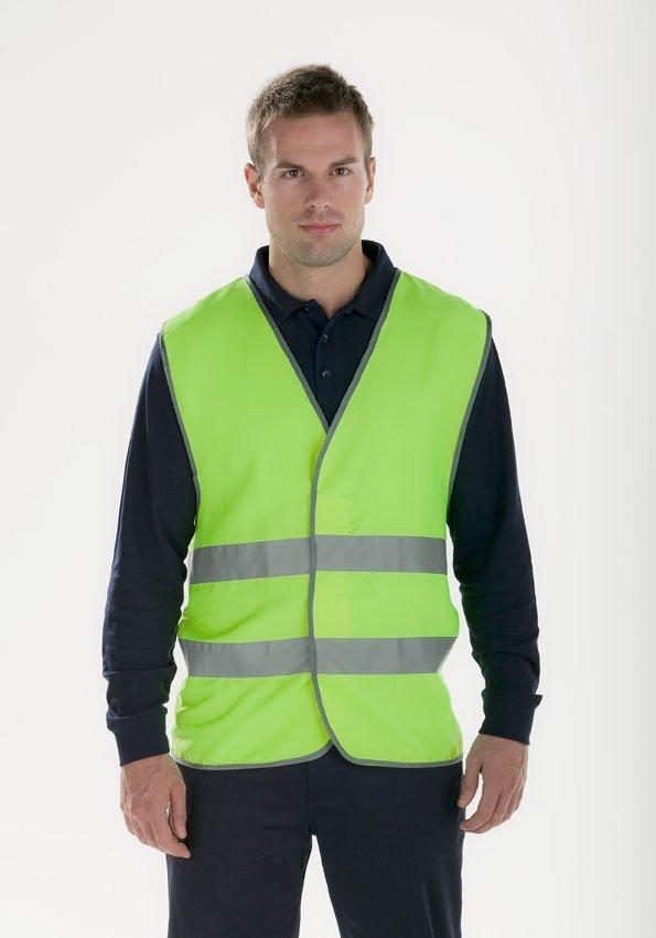 Chaleco alta visibilidad Facel - vestuario laboral en Valencia