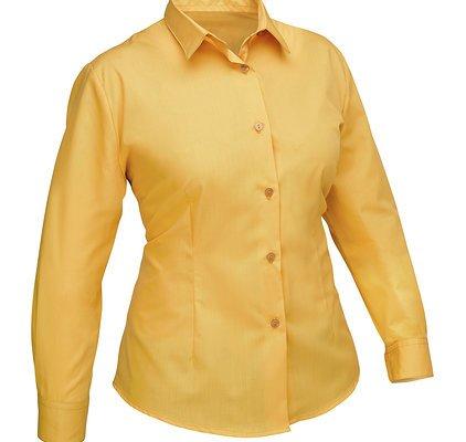 Blusa color Facel - vestuario laboral en Valencia