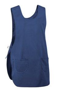Casulla azul Facel - vestuario laboral en Valencia